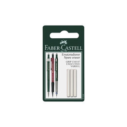 Faber-Castell Faber-Castell TK Vario Eraser Refills (Set of 3)