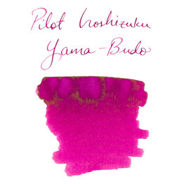 Pilot Pilot Iroshizuku Yama-Budo Crimson Glory Vine - 50ml Bottled Ink