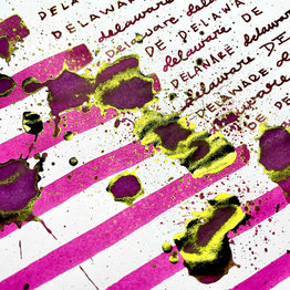 Sailor Sailor USA 50 States Ink Series - Delaware 20ml Bottled Ink