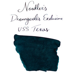 Noodler's Dromgoole's Exclusive Noodler's USS Texas - 3oz Bottled Ink
