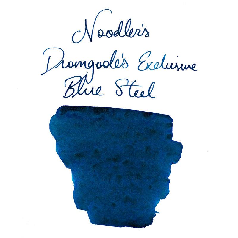Noodler's Dromgoole's Exclusive Noodler's Blue Steel - 3oz Bottled Ink