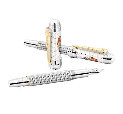Montblanc Montblanc Limited Edition Great Characters Elvis Presley 1935 Fountain Pen Medium