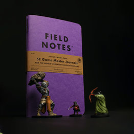 Field Notes Field Notes Limited Edition 5E Game Master - 2 PK (Designed Specially for Dungeons and Dragons)