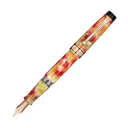 Aurora Aurora Optima Caleidoscope Luce Gialla Fountain Pen