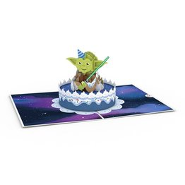 Lovepop Lovepop Yoda™ Birthday 3D Card