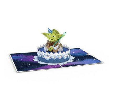 Lovepop Lovepop Yoda™ Birthday 3D Card