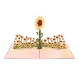 Lovepop Lovepop Sunflower Sunrise 3D Card