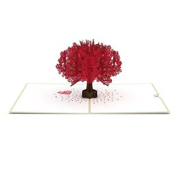 Lovepop Lovepop Red Sakura Tree 3D Card