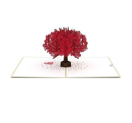 Lovepop Lovepop Red Sakura Tree 3D Card