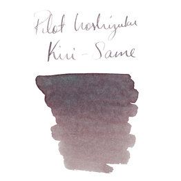 Pilot Pilot Iroshizuku Kiri-Same Scotch Mist - 50ml Bottled Ink