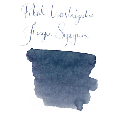 Pilot Pilot Iroshizuku Fuyu-Syogun Rigor Of Winter - 50ml Bottled Ink