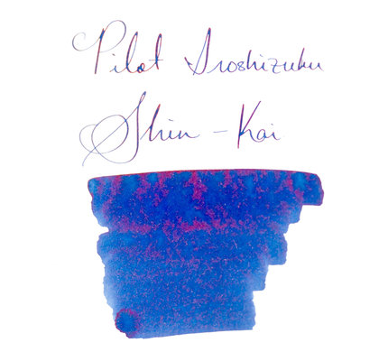 Pilot Pilot Iroshizuku Shin-Kai Deep Sea - 50ml Bottled Ink