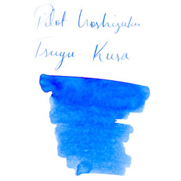 Pilot Pilot Iroshizuku Tsuyu-Kusa Asiatic Dayflower - 50ml Bottled Ink