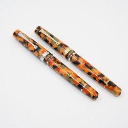 Armando Simoni ASC Studio Arlecchino with Rhodium Trim Fountain Pen