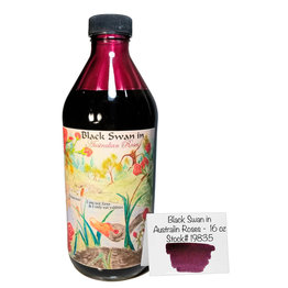 Noodler's Noodler's Black Swan in Australian Roses Bottled Ink - 16 oz