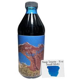 Noodler's Noodler's Navajo Turquoise Bottled Ink -16 oz