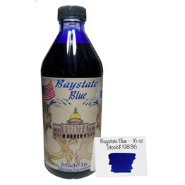 Noodler's Noodler's Baystate Blue Bottled Ink -16 oz