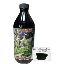 Noodler's Noodler's Heart of Darkness Bottled Ink -16 oz