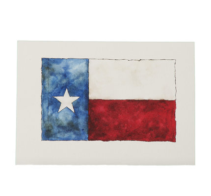 The Southern Sportsman The Southern Sportsman Stationery Texas Flag