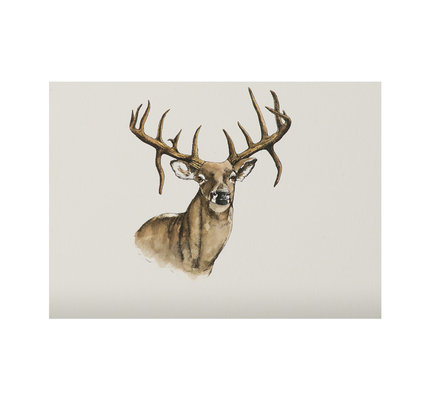 The Southern Sportsman The Southern Sportsman Stationery Whitetail Deer