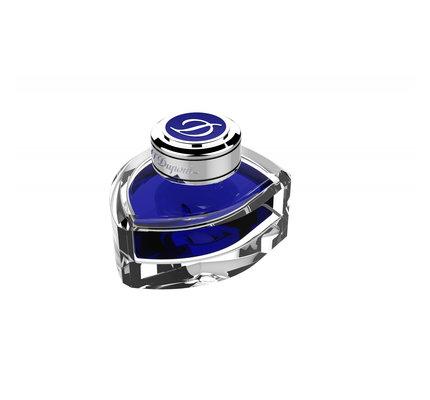 S. T. Dupont S.T. Dupont Royal Blue Bottled Ink - 70ml