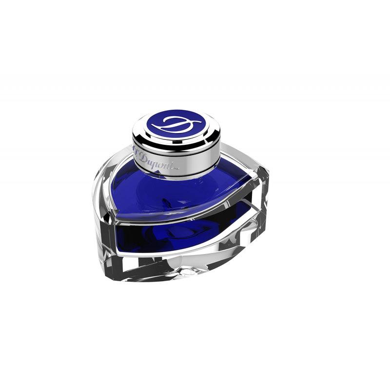 S. T. Dupont S.T. Dupont 70ml Bottled Ink Royal Blue