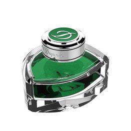 S. T. Dupont S.T. Dupont Spring Green Bottled Ink - 70ml
