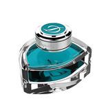 S. T. Dupont S.T. Dupont 70ml Bottled Ink Turquoise Blue