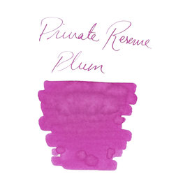 Private Reserve Private Reserve Plum Bottled Ink - 60ml
