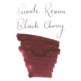 Private Reserve Private Reserve Black Cherry Bottled Ink - 60ml