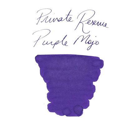 Private Reserve Private Reserve Purple Mojo Bottled Ink - 60ml