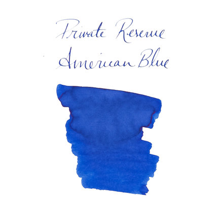 Private Reserve Private Reserve American Blue Bottled Ink - 60ml