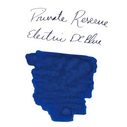 Private Reserve Private Reserve Electric D.C. Blue Bottled Ink - 60ml