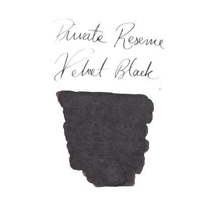 Private Reserve Private Reserve Velvet Black Bottled Ink - 60ml