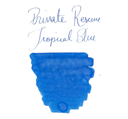 Private Reserve Private Reserve Tropical Blue Bottled Ink - 60ml