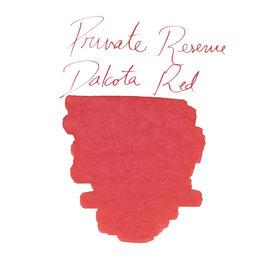 Private Reserve Private Reserve Dakota Red Bottled Ink - 60ml