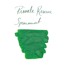 Private Reserve Private Reserve Spearmint Bottled Ink - 60ml
