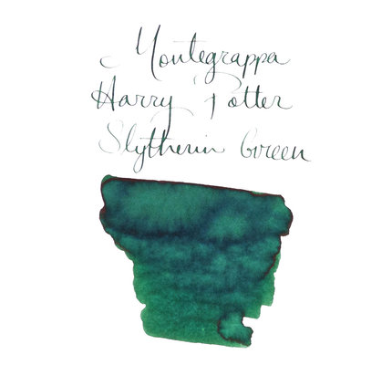 Montegrappa Montegrappa Harry Potter Limited Edition Bottled Ink 50ml Slytherin Green