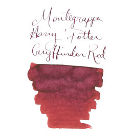 Montegrappa Montegrappa Harry Potter Limited Edition Bottled Ink 50ml Gryffindor Red