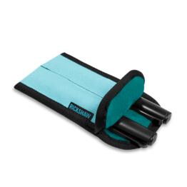Rickshaw 2-Pen Coozy Spa Blue Pen Sleeve Long