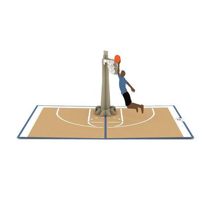 Lovepop Lovepop Basketball 3D Card