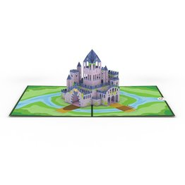 Lovepop Lovepop Castle 3D Card
