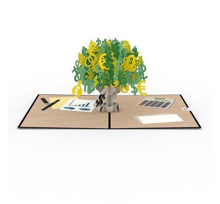 Lovepop Lovepop Dollar Bouquet 3D Card