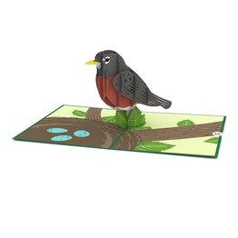 Lovepop Lovepop Robin 3D Card