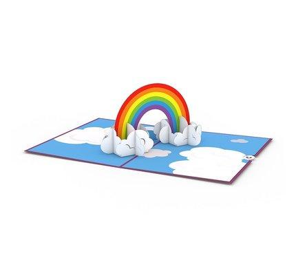 Lovepop Lovepop Rainbow 3D Card