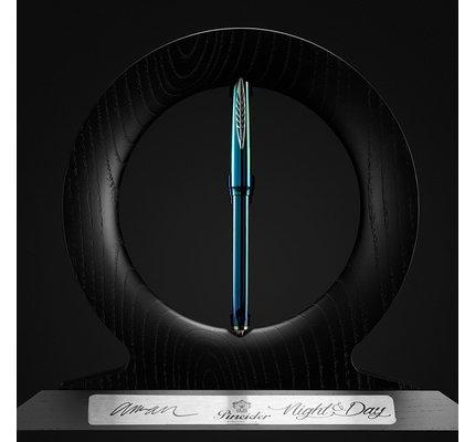 Pineider Pineider Arman Night & Day Rainbow Fountain Pen
