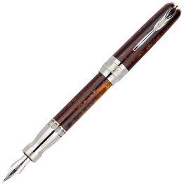 Pineider Pineider Arco Oak Fountain Pen