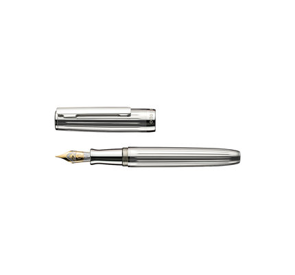 Otto Hutt Otto Hutt Design 07 Sterling Silver Fountain Pen