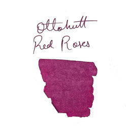 Otto Hutt Otto Hutt Bottled Ink 30ml Red Roses
