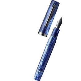 Sailor Sailor Bespoke Limited Edition Luminous Shadow Storm Blue Fountain Pen